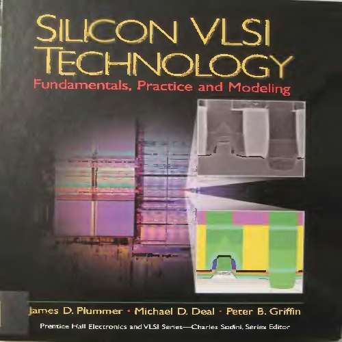 کتاب silicon VLSI technology نوشته plummer,deal,griffin
